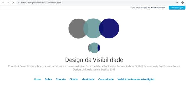 Site designdavisibilidade